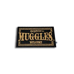 MUGGLES WELCOME FELPUDO HARRY POTTER
