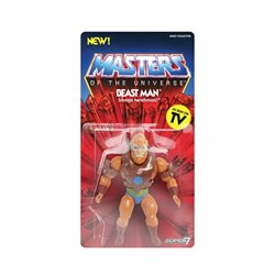 Masters of the Universe Vintage Collection Action Figure Wave 2 Beast Man 14 cm