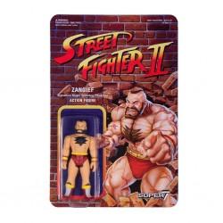 Street Fighter II Figuras ReAction 10 cm Zangief