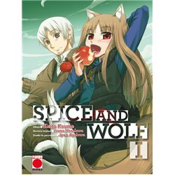 SPICE AND WOLF 01