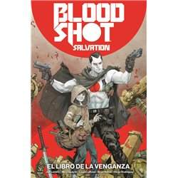 BLOODSHOT SALVATION VOL. 1