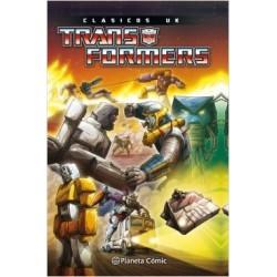 Transformers Marvel UK nº 03/08