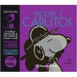 Snoopy y Carlitos 1995-1996 nº 23/25