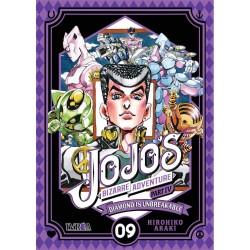 JOJO'S BIZARRE ADVENTURE PARTE 4: DIAMOND IS UNBREAKABLE 09