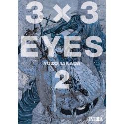 3 X 3 EYES 02
