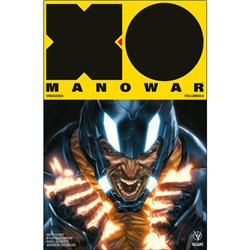 X-O MANOWAR VOL. 4
