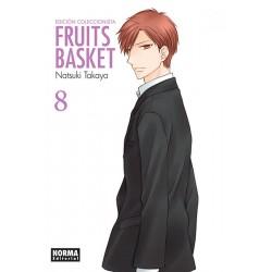 FRUITS BASKET EDICIÓN COLECCIONISTA 8