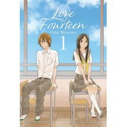 LOVE AT FOURTEEN, VOL. 1