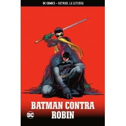 BATMAN, LA LEYENDA NÚM. 17: BATMAN CONTRA ROBIN