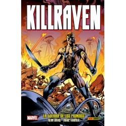 KILLRAVEN DE ALAN DAVIS
