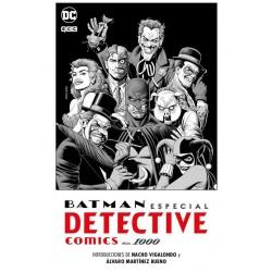 BATMAN: ESPECIAL DETECTIVE COMICS 1.000 PORTADA BRIAN BOLLAND