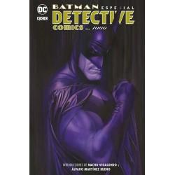 BATMAN: ESPECIAL DETECTIVE COMICS 1.000 PORTADA ALEX ROSS