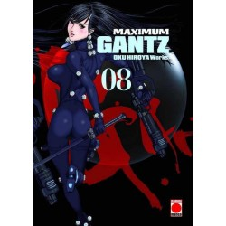 GANTZ MAXIMUM 08