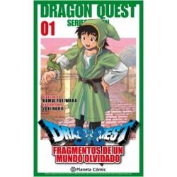 Dragon Quest VII nº 01/14