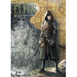 ELFOS 09. LA SANGRE NEGRA DE LOS SILVANOS/ALYANA