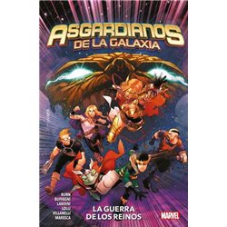 ASGARDIANOS DE LA GALAXIA 02