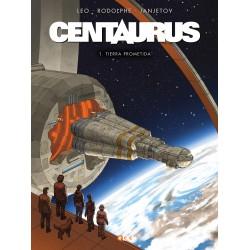 CENTAURUS NÚM. 01: TIERRA PROMETIDA