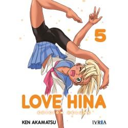 LOVE HINA EDICION DELUXE 05