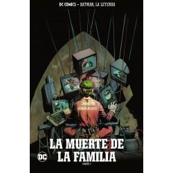 BATMAN, LA LEYENDA NÚM. 23: LA MUERTE DE LA FAMILIA (PARTE 1)