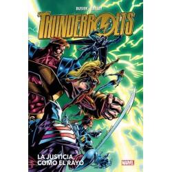 THUNDERBOLTS 01. LA JUSTICIA, COMO EL RAYO