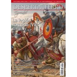 La legión romana (VI). El siglo IV Desperta Ferro Especiales nº 21
