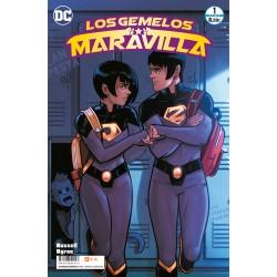 LOS GEMELOS MARAVILLA NÚM. 01 (DE 3)
