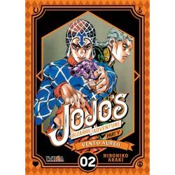 JOJO'S BIZARRE ADVENTURE PARTE 5: VENTO AUREO 02
