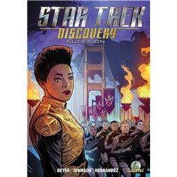 STAR TREK DISCOVERY. SUCESION