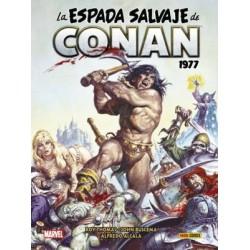 LA ESPADA SALVAJE DE CONAN 03. LA ETAPA MARVEL ORIGINAL (LIMITED EDITION)