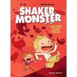 SHAKER MONSTER 1