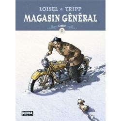 MAGASIN GENERAL. LIBRO 1