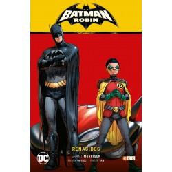 BATMAN Y ROBIN VOL. 01: BATMAN Y ROBIN (BATMAN Y ROBIN PARTE 1)