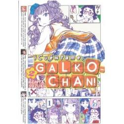 ¡Cuéntame, Galko-Chan! 2