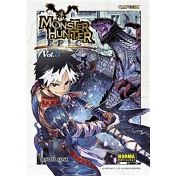 MONSTER HUNTER EPIC 3