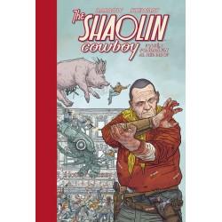 THE SHAOLIN COWBOY 03. ¿QUIEN PONDRA FIN AL REINADO?