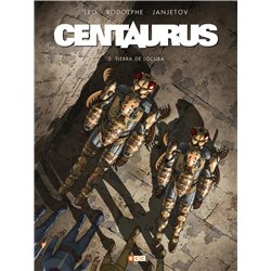 CENTAURUS NÚM. 03: TIERRA DE LOCURA