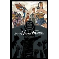 JLA: LA NUEVA FRONTERA - BIBLIOTECA DC BLACK LABEL