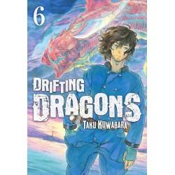 DRIFTING DRAGONS, VOL. 6