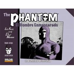 THE PHANTOM. EL HOMBRE ENMASCARADO (1936-1938) LA HERMANDAD DE LOS SINGH