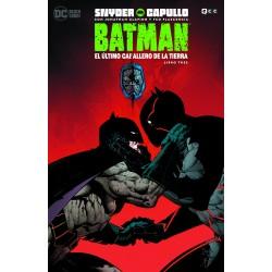 BATMAN: EL ÚLTIMO CABALLERO DE LA TIERRA - VOL. 3 DE 3