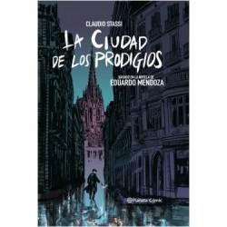 La ciudad de los prodigios (novela gráfica)