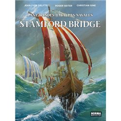 LAS GRANDES BATALLAS NAVALES 8. STAMFORD BRIDGE