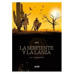 LA SERPIENTE Y LA LANZA 01
