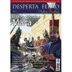 Desperta Ferro Historia Moderna nº46: El gran sitio de Malta