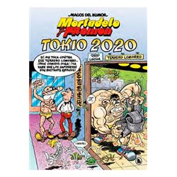 MAGOS HUMOR: TOKIO 2020 (MORTADELO Y FILEMON)