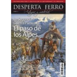 Desperta Ferro Antigua y Medieval nº59 La Segunda Guerra Púnica (II). El paso de los Alpes