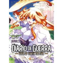 DIARIO DE GUERRA - SAGA OF TANYA THE EVIL NÚM. 09