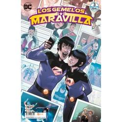 LOS GEMELOS MARAVILLA NÚM. 03 DE 3