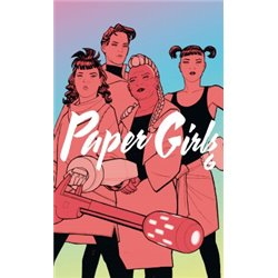 Paper Girls (tomo) nº 06/06