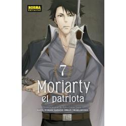 MORIARTY EL PATRIOTA 07
